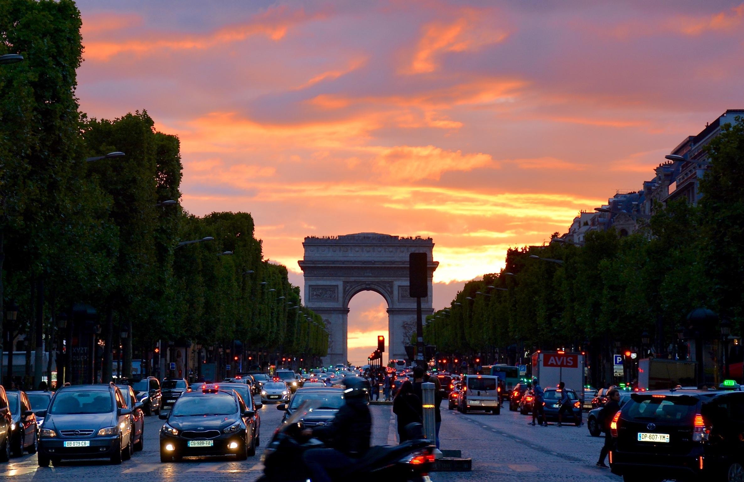 paris-sunset-france-monument-161901