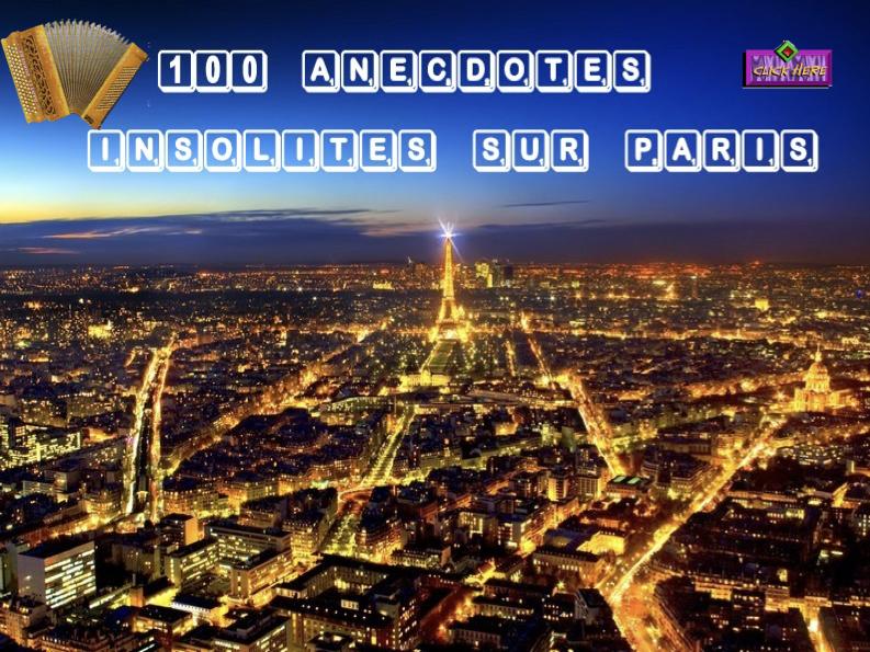 PARIS-ANECDOTES-INSOLITES.B11 2.001